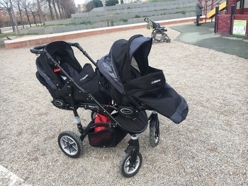 Vente Double stroller Marseille France sur GoSlighter