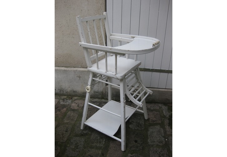 Vente Chaise haute 0- 3ans Paris France sur GoSlighter