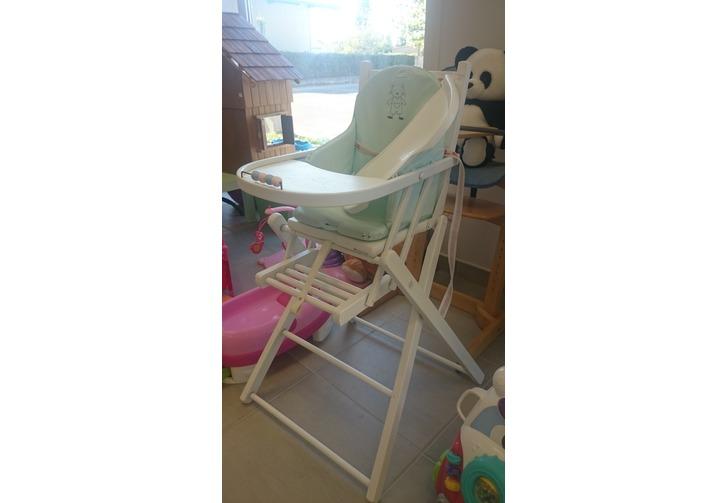 Location Chaise haute 0- 3ans Mallemort France sur GoSlighter