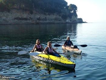 Location Kayak Carnoux-en-Provence France sur GoSlighter