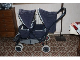 Location Double stroller Viévy-le-Rayé France sur GoSlighter